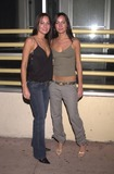 Teena Collins Photo - Nikki and Teena Collins at the concert series for Blender Magazine IVAR Hollywood CA 10-30-02