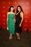 Aria Giovanni Photo - Dita Von Teese and Aria Giovanni at Fredericks of Hollywoods Fall 2003 Collection dubbed The Original Sex Symbol to benefit Take-A-Hike Smashbox Studios Culver City CA 04-01-03