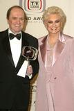 Suzanne Pleshette Photo - Bob Newhart and Suzanne Pleshette at the 2005 TV Land Awards Pressroom Barker Hanger Santa Monica CA 03-13-05