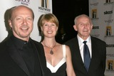 Deborah Rennard Photo - Paul Haggis with Deborah Rennard and his father at the 12th Annual Hollywood Film Festivals Hollywood Awards Gala Beverly Hilton Hotel Beverly Hills CA 10-28-08