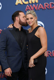 AJ Buckley Photo - LAS VEGAS - APR 15  AJ Buckley wife at the Academy of Country Music Awards 2018 at MGM Grand Garden Arena on April 15 2018 in Las Vegas NV