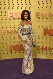 Lyric Photo - LOS ANGELES - SEP 22  Lyric Ross at the Primetime Emmy Awards - Arrivals at the Microsoft Theater on September 22 2019 in Los Angeles CA