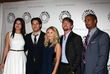 Adam Pally Photo - LOS ANGELES - OCT 16  Casey Wilson Adam Pally Elisha Cuthbert Zachary Knighton and Damon Wayans Jr arrives at  An Evening With Happy Endings And Dont Trust The B---- In Apartment 23 at Paley Center For Media on October 16 2012 in Beverly Hills CA