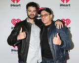 Jean-Claude Van Damme Photo - LOS ANGELES - JAN 17  Kris Van Damme and Jean-Claude Van Damme at the 2020 iHeartRadio Podcast Awards at the iHeart Theater on January 17 2020 in Burbank CA