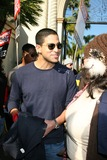 Adam Rodriguez Photo - Adam RodriguezActors Support WGA Strike Paramount StudiosDecember 12 2007Los Angeles CA