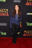 Piper Curda Photo - LOS ANGELES - SEP 27  Piper Curda at the Star Wars Rebels Premiere Screening at AMC Century City on September 27 2014 in Century City CA