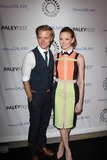 Adam Campbell Photo - LOS ANGELES - FEB 27  Adam Campbell Jayma Mays arrives at the PaleyFest Icon Award 2013 at the Paley Center For Media on February 27 2013 in Beverly Hills CA