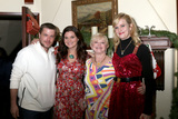 Nicholle Tom Photo - LOS ANGELES - DEC 16  David Tom Heather Tom Marie Tom Nicholle Tom at the Heather Tom James Achor Zane Achor Christmas Party at their private residence on December 16 2017 in Glendale CA