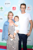 Ashley Jones Photo - LOS ANGELES - SEP 23  Ashley Jones Hayden Hendricks Joel Hendriks at the 6th Annual Red CARpet Safety Awareness Event at the Sony Pictures Studio on September 23 2017 in Culver City CA
