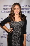 Erin Unger Photo - LOS ANGELES - JUL 31  Erin Unger arriving at the13th Birthday Party for Madison Pettis at Eden on July 31 2011 in Los Angeles CA