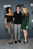 Andrea Sixtos Photo - LOS ANGELES - AUG 4  Andrea Sixtos Ben Lewis Katherine McNamara at the  CW Summer TCA All-Star Party at the Beverly Hilton Hotel on August 4 2019 in Beverly Hills CA