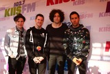 Andy Hurley Photo - LOS ANGELES - MAY 11  Patrick Stump Andy Hurley Joe Trohman and Pete Wentz of Fall Out Boy attend the 2013 Wango Tango concert produced by KIIS-FM at the Home Depot Center on May 11 2013 in Carson CA