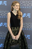 Anne Thompson Photo - LOS ANGELES - JAN 17  Taylor Ann Thompson at the 21st Annual Critics Choice Awards at the Barker Hanger on January 17 2016 in Santa Monica CA
