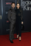 Kamar de los Reyes Photo - LOS ANGELES - FEB 5  Kamar de los Reyes Sherri Saum at the Locke  Key Series Premiere Screening at the Egyptian Theater on February 5 2020 in Los Angeles CA