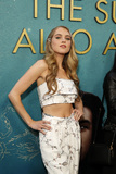 Ann Winters Photo - LOS ANGELES - MAY 13  Anne Winters at the The Sun Is Also A Star World Premiere at the Pacific Theaters at the Grove on May 13 2019 in Los Angeles CA