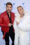 Adam Lambert Photo - LOS ANGELES - AUG 19  Aaron Carter Adam Lambert at the Project Angelfood 2017 Angel Awards Gala at the Project Angelfood on August 19 2017 in Los Angeles CA