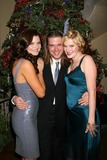David Tom Photo - EXCLUSIVEHeather Tom Brother David Tom and sister Nicholle Tom  at Heather Toms Annual Christmas Party at her home in Glendale CA on December 13 2008EXCLUSIVE