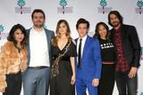 Austin Swift Photo - PALM SPRINGS - JAN 3  Ashley Argota Austin Swift Debby Ryan Drake Bell Jenn An Jonny Mars at the PSIFF Cover Versions Screening at Camelot Theater on January 3 2018 in Palm Springs CA