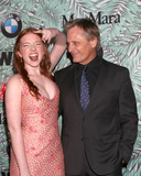 Annalise Basso Photo - LOS ANGELES - FEB 24  Annalise Basso Viggo Mortensen at the 10th Annual Women in Film Pre-Oscar Cocktail Party at Nightingale Plaza on February 24 2017 in Los Angeles CA