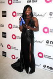 Aja Evans Photo - LOS ANGELES - MAR 3  Aja Evans at the Elton John AIDS Foundations Oscar Viewing Party at the West Hollywood Park on March 3 2014 in West Hollywood CA