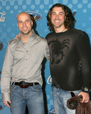 Ace Young Photo - Chris DaughtryAce YoungAmerican Idol Top 12 Party Astra West ResturantW Hollywood CAMarch 9 2006