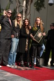 Roy Orbison Photo - Barbara Orbison (2R) who is the wife of deceased singer Roy Orbison and his sons Wesley (L) Alex (2nd L) and Roy Orbison Jr (R) Hollywood Walk of Fame Star Ceremony for Roy Orbison Capitol Records buildingLos Angeles CAJanuary 29 2010
