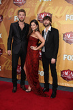 Hilary Scott Photo - LOS ANGELES - DEC 6  Charles Kelley Hilary Scott Dave Haywood of Lady Antebellum arrives at the 2010 American Country Awards at MGM Grand Garden Arena on December 6 2010 in Las Vegas NV
