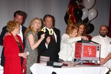 Jeanne Cooper Photo - LOS ANGELES - MAR 26  Lee Bell Peter Bergman Melody Thomas Scott Eric Braeden Jeanne Cooper Jess Walton Duff Goldman attends the 40th Anniversary of the Young and the Restless Celebration at the CBS Television City on March 26 2013 in Los Angeles CA