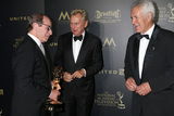 Alex Trebek Photo - LOS ANGELES - APR 29  Harry Friedman Pat Sajak Alex Trebek at the 2017 Creative Daytime Emmy Awards at the Pasadena Civic Auditorium on April 29 2017 in Pasadena CA