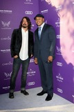 LL Cool J Photo - LOS ANGELES - JUN 9  Dave Grohl LL Cool J arriving at 11th Annual Chrysalis Butterfly Ball at Private Residence on June 9 2012 in Los Angeles CA