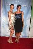 Adam Baldwin Photo - Yvonne Strahovski  Sarah Lancaster arriving at the NBC TCA Party at The Langham Huntington Hotel  Spa in Pasadena CA  on August 5 2009