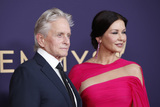 Catherine Zeta-Jones Photo - LOS ANGELES - SEP 22  Michael Douglas Catherine Zeta-Jones at the Primetime Emmy Awards - Arrivals at the Microsoft Theater on September 22 2019 in Los Angeles CA