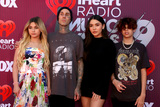 Alabama Barker Photo - LOS ANGELES - MAR 14  Alabama Barker Travis Barker Atiana De La Hoya Landon Barke at the iHeart Radio Music Awards - Arrivals at the Microsoft Theater on March 14 2019 in Los Angeles CA