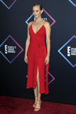 Amber Valletta Photo - LOS ANGELES - NOV 11  Amber Valletta at the Peoples Choice Awards 2018 at the Barker Hanger on November 11 2018 in Santa Monica CA