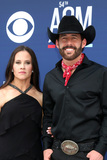 Aaron Watson Photo - LAS VEGAS - APR 7  Kim Watson Aaron Watson at the 54th Academy of Country Music Awards at the MGM Grand Garden Arena on April 7 2019 in Las Vegas NV