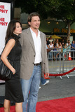 Ryan Haddon Photo - Ryan Haddon (The ex Mrs Christian Slater)  Marc Blucas arriving at the premiere of Meet Dave  at the Village Theater in Westwood CA onJuly 8 2008