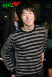 Aaron Yoo Photo - Aaron Yoo arriving at the premiere of Eagle Eye at Manns Chinese Theater in Los Angeles CA onSeptember 16 2008