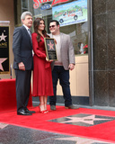 Alan Horne Photo - LOS ANGELES - OCT 19  Alan Horn Idina Menzel Josh Gad at the Idina Menzel and Kristen Bell Star Ceremony on the Hollywood Walk of Fame on October 19 2019 in Los Angeles CA
