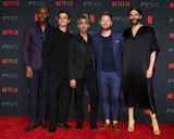 Antoni Porowski Photo - LOS ANGELES - MAY 6  Karamo Brown Antoni Porowski Tan France  - SEE RANK Bobby Berk Jonathan Van Ness at the Netflix FYSEE Kick-Off Event at Raleigh Studios on May 6 2018 in Los Angeles CA