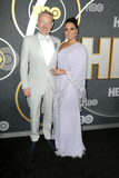 Allegra Riggio Photo - LOS ANGELES - SEP 22  Jared Harris Allegra Riggio at the 2019 HBO Emmy After Party  at the Pacific Design Center on September 22 2019 in West Hollywood CA