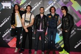 Julian Casablancas Photo - LOS ANGELES - APR 20  Musicians Nick Valensi Albert Hammond Jr Fabrizio Moretti Nikolai Fraiture and Julian Casablancas of The Strokes arriving at the Launch Of The New T-Mobile Sidekick 4G  at Old RobinsonMay Building on April 20 2011 in Beverly Hills CA