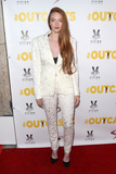 Larsen Thompson Photo - LOS ANGELES - APR 13  Larsen Thompson at the The Outcasts Premiere at the Landmark Regent Theater on April 13 2017 in Westwood CA