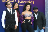 Chris Perez Photo - LOS ANGELES - AUG 30  Chris Perez Suzette Quintanilla Selena Quintanilla Wax Figure AB Quintanilla at the Selena Quintanilla Wax Figure Unveiling at the Madame Tussauds Hollywood on August 30 2016 in Los Angeles CA