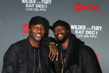 Aldis Hodges Photo - LOS ANGELES - DEC 1  Edwin Hodge Aldis Hodge at the Heavyweight Championship Of The World Wilder vs Fury - Arrivals at the Staples Center on December 1 2018 in Los Angeles CA