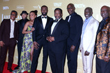 Lance Reddick Photo - LOS ANGELES - FEB 23  Andre Royo J D Williams Sonja Sohn Jamie Hector Wendell Pierce Lance Reddick Michael K Williams and Glynn Turman The Wire at the American Black Film Festival Honors Awards at the Beverly Hilton Hotel on February 23 2020 in Beverly Hills CA
