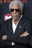 Morgan Freeman Photo - LOS ANGELES - AUG 21  Morgan Freeman at the Angel Has Fallen Premiere at the Village Theater on August 21 2019 in Westwood CA