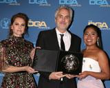 Alfonso Cuaron Photo - LOS ANGELES - FEB 2  Marina de Tavira Alfonso Cuaron Yalitza Aparicio at the 2019 Directors Guild of America Awards at the Dolby Ballroom on February 2 2019 in Los Angeles CA