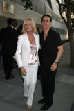 Christian LeBlanc Photo - Joan Van ArkChristian Le Blanc(Joan played Christians mother on the Young and the Restless before leaving the show)CBS TCA Summer Press Tour Party(TCA  Television Critics Association)Los Angeles CAJuly 19 2005