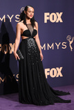 Nathalie  Photo - LOS ANGELES - SEP 22  Nathalie Emmanuel at the Emmy Awards 2019 PRESS ROOM at the Microsoft Theater on September 22 2019 in Los Angeles CA