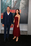 Alicia Hannah Photo - LOS ANGELES - APR 4  Sebastian Roche Alicia Hannah at the Rampage Premiere at Microsoft Theater on April 4 2018 in Los Angeles CA